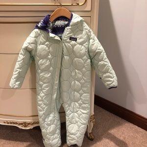 Patagonia snow suit